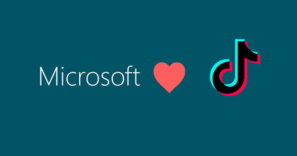 Microsoft thông báo thương vụ mua lại TikTok sẽ ''ra ngô, ra khoai'' trước ngày 15/09
