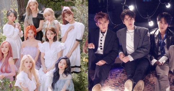 TWICE và Super Junior-K.R.Y. sẽ ''lưu diễn'' vòng quanh thế giới chỉ trong 1 ngày thông qua concert trực tuyến Beyond LIVE