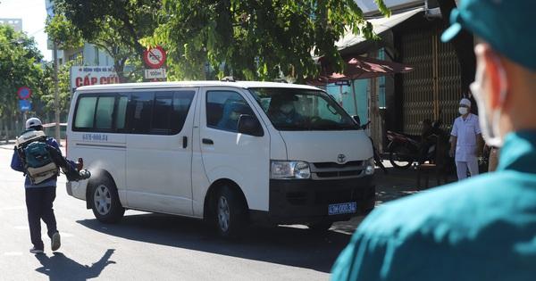 3 bệnh nhân Covid-19 mới nhất ở Quảng Nam đã đi tới...