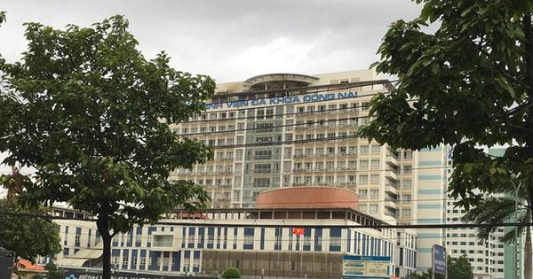 Bác sĩ mắc Covid-19 ở Đồng Nai đã tiếp xúc nhiều đồng nghiệp tại BV Chợ Rẫy, BV Ung bướu TP.HCM