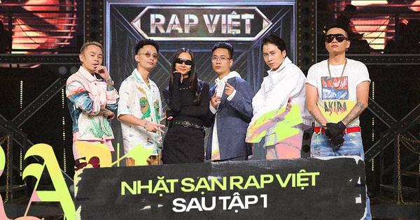 Nhặt sạn tập 1 ''Rap Việt'': Đôi lúc thời gian nói hơi nhiều, vẫn nhiều ý kiến xoay quanh MC Trấn Thành