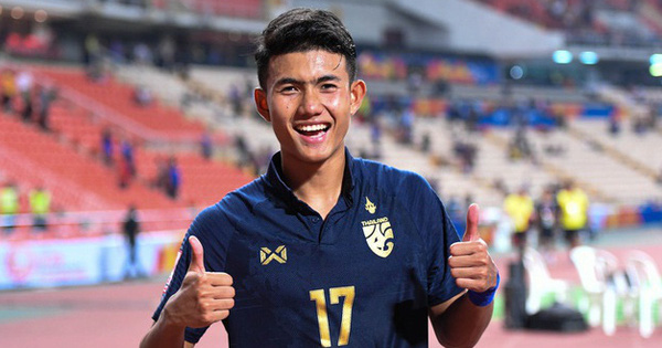 """Bóc info thần đồng Thái Lan 18 tuổi giữ hai kỷ lục châu Á: """"Hiểm hoạ"""" tương lai của tuyển Việt Nam"""