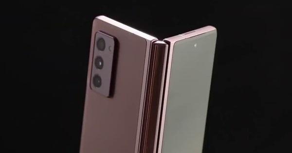 Galaxy Z Fold2 đã có video trên tay, xác nhận thiết kế mới lột xác
