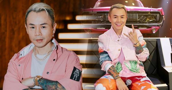 Kể từ khi ra mắt MV ''Bigcityboi'' mới thấy, Binz rất ''badboy'' nhưng lại thích màu hồng ''hường phấn''