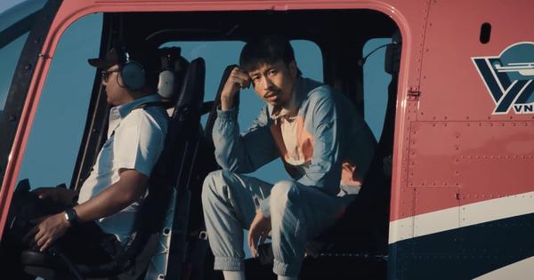 Đen Vâu ra MV có đúng 1 cảnh ngồi rap trong chiếc trực thăng đang bay trên trời, nghe đến cuối còn thấy cả ''cameo'' Tăng Thanh Hà