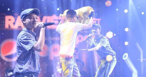 Wowy giải thích lý do xin lỗi và trả lại chú heo đất cho thí sinh ''Rap Việt'': ''Câu nói của em làm anh chạnh lòng''