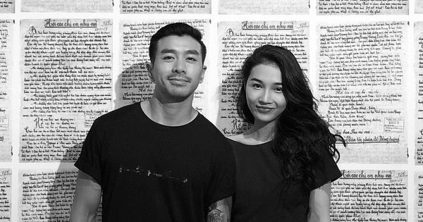 Sau khi tố ê-kíp ''Người ấy là ai'', em gái Hoàng Thuỳ công khai bạn trai Việt kiều cũng từng tham gia show