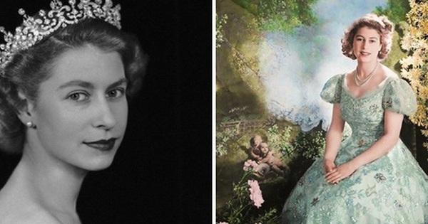 Một loạt ảnh hiếm thời trẻ của Nữ hoàng Anh cho thấy bà đích thực là ''tuyệt sắc giai nhân'' với khí chất khó ai sánh bằng