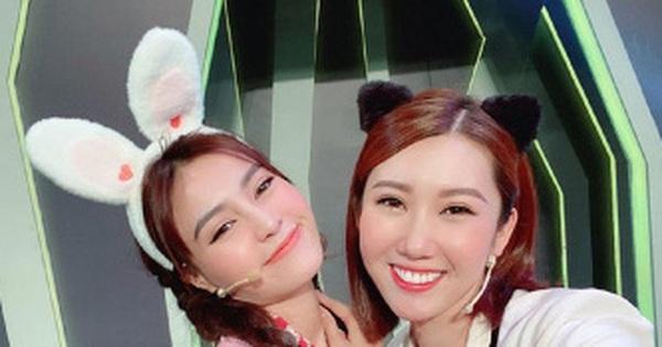 Vào chia vui với Hương Giang nhưng Thuý Ngân lại lỡ miệng tiết lộ Ninh Dương Lan Ngọc là ''hoa có chủ''?