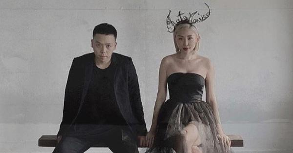 """Tóc Tiên hé lộ ông xã Touliver là người hát đoạn mở đầu đầy ma mị trong """"Bắc Kim Thang"""" của Ricky Star"""
