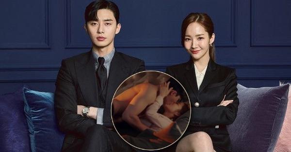 """Cảnh nóng cực gắt của Park Seo Joon ở """"Thư Ký Kim Sao Thế?"""" cán mốc 100 triệu view sau hai năm lên kệ"""