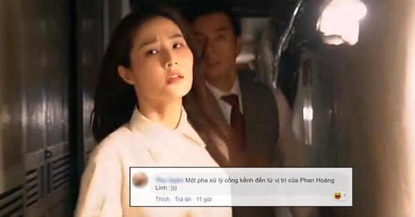 Chạy cả con ngõ để rửa vết bỏng, Diễm My 9x khiến netizen chết cười vì pha xử lý cồng kềnh ở Tình Yêu Và Tham Vọng