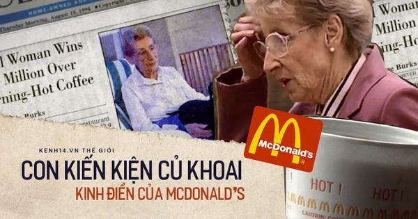 Vụ kiện lịch sử và pha xử lý ''cồng kềnh'' của ông trùm fast food McDonald''s: Từ bà cụ bị bỏng vì một cốc cafe dẫn tới vụ án kinh điển, bồi thường cả triệu đô