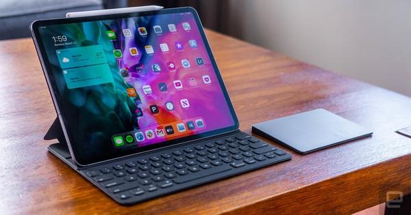 iPad Pro 2021 sẽ sở hữu màn hình mini-LED tiên tiến
