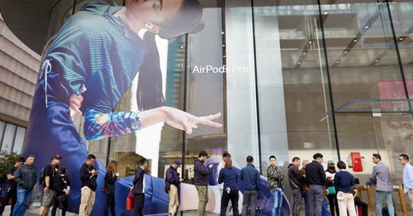 Vì dịch corona, tất cả các Apple Store tại Trung Quốc bị buộc phải đóng cửa cho đến 9/2