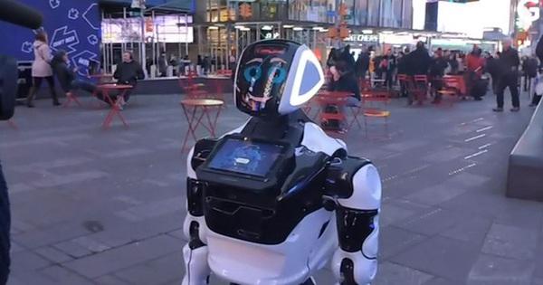 Xem thử robot hỗ trợ chẩn đoán virus Covid-19 ở Mỹ: Nghe hay ho nhưng hóa ra lại cực kì vô dụng