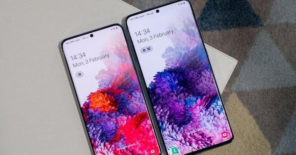 Đây là sự khác biệt rõ rệt giữa màn hình 60Hz và 120Hz của Galaxy S10 so với Galaxy S20