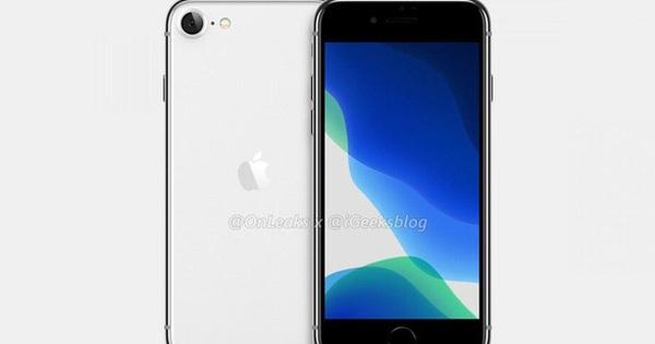 iPhone 9 thực chất sẽ chỉ gọi tên là ''iPhone'', không chữ không số màu mè như trước?