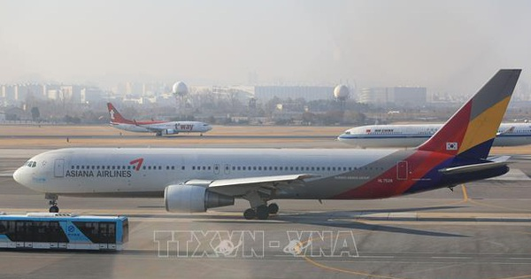 Các hãng hàng không Hàn Quốc đồng loạt cắt giảm chuyến...
