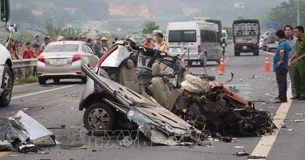 2 tháng đầu năm xảy ra 2.368 vụ tai nạn giao thông, làm chết 1.125 người
