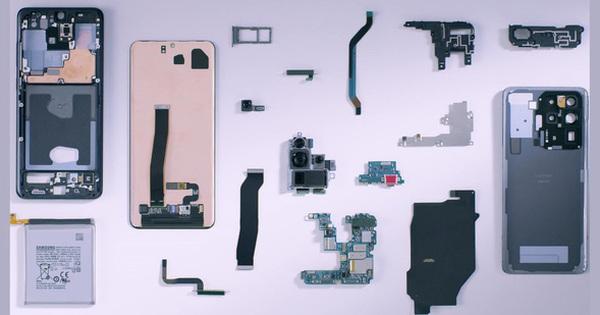 ''Mổ bụng'' Galaxy S20 Ultra: Có gì bên trong flagship mới nhất của Samsung?
