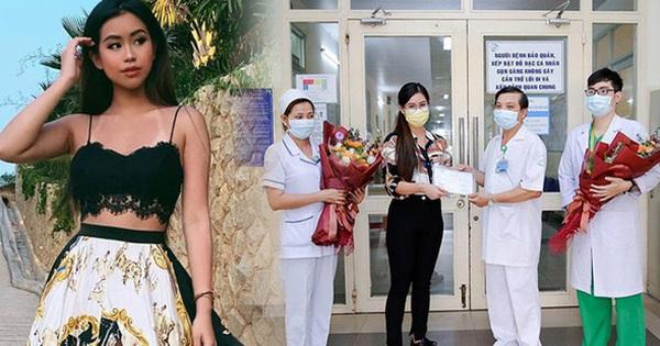 Con gái tỷ phú Johnathan Hạnh Nguyễn chia sẻ sau khi xuất viện: ''Tôi từng ho không ngừng, đau buốt ngực, cơ thể mệt mỏi tới mức không nhấc nổi tay chân''