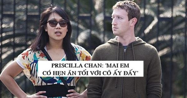 Mark Zuckerberg từng ''match'' hẹn hò online với... bạn của vợ để nghiên cứu vì mục đích công việc