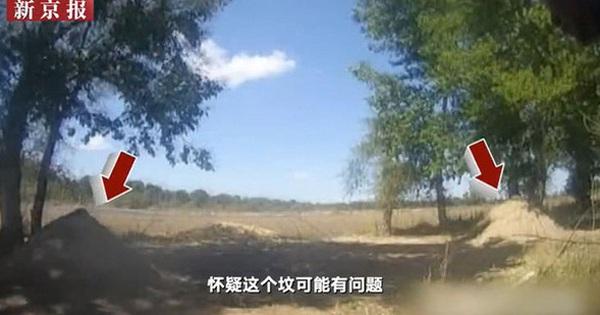 Chiêu ''ẩn thân'' độc đáo của dân đào bitcoin trộm ở Trung Quốc: Chui dưới mộ, trốn trong chuồng chó...