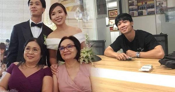 Đồng đội nói Công Phượng ''tươi'' vì lấy vợ giàu, trợ lý thầy Park bênh vực và tiết lộ lý do Viên Minh được chồng yêu thương hết mực