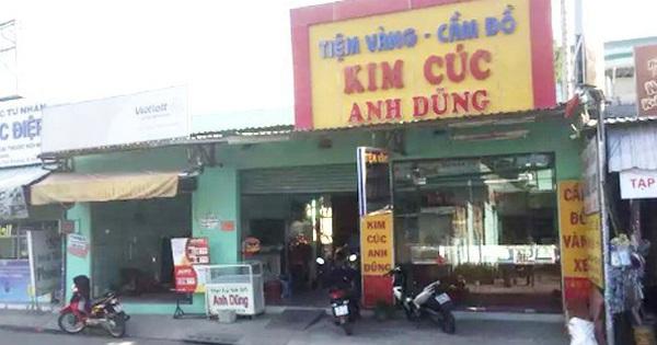 Đu dây ''vét sạch'' tiệm vàng ở Sài Gòn rồi trốn ra Hà Nội