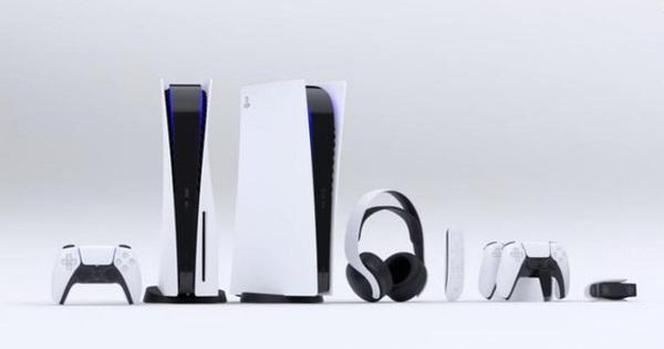 PS5 chính thức lộ diện: Kiểu dáng rất ''ngầu'' nhưng chưa rõ giá bán bao nhiêu, tặng kèm cả GTA V khi lên kệ