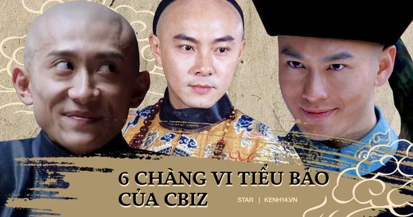 6 chàng Vi Tiểu Bảo của Cbiz: Huỳnh Hiểu Minh đen tình đỏ nghiệp, Châu Tinh Trì nợ đầm đìa, bạn thân Dương Tử bị chê nhất