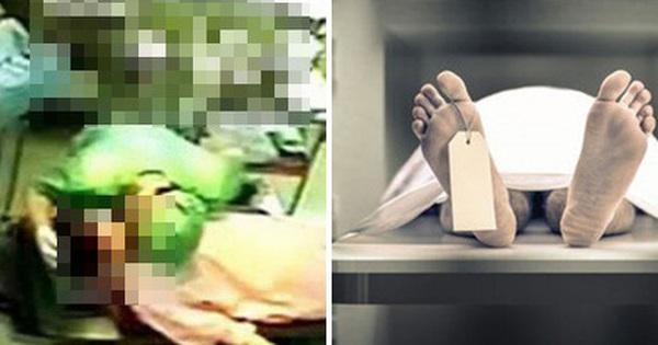 Phụ giúp việc trong nhà xác tại bệnh viện, nam thanh niên giở trò bệnh hoạn với các thi thể suốt 1 năm qua với những tình tiết gây chấn động