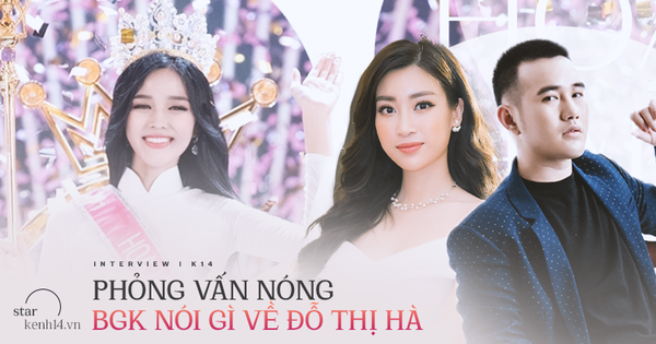 Giám khảo Đỗ Mỹ Linh, Lê Thanh Hòa hé lộ con người thật của HHVN 2020 Đỗ Thị Hà, quan điểm về loạt tranh cãi trên MXH