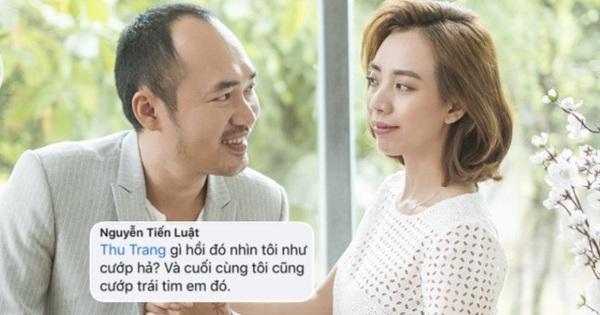 Nhà Tiến Luật - Thu Trang tung ''cẩu lương'' nhưng dân tình lại cười bò: Hết hờn dỗi lại đến sợ bị cướp mất... trái tim!