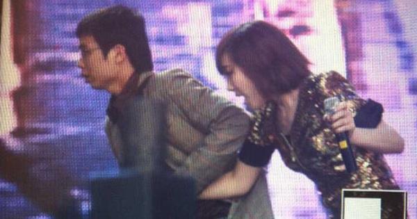 Taeyeon (SNSD) suýt bị fan cuồng bắt cóc ngay trên sân khấu, thoát nạn nhờ hành động dũng cảm của Sunny và người đặc biệt