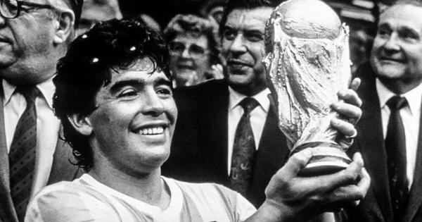Nữ phóng viên Anh: ''Điều buồn nhất là sự ra đi của Maradona không bất ngờ''