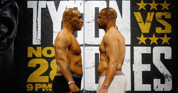 ''Ông lão'' 54 tuổi Mike Tyson xuất hiện ''thon gọn'' hơn cả thời trai trẻ, sẵn sàng cho trận đại chiến cùng Roy Jones