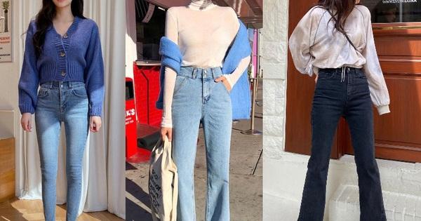 Chân mắc 1 trong các khuyết điểm sau thì bạn hãy ghim ngay 4 chiêu để chọn quần jeans cho chuẩn