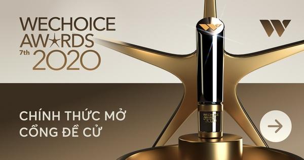WeChoice Awards 2020 chính thức mở cổng đề cử: Bạn đã sẵn sàng đồng hành cùng chúng tôi trên hành trình lan tỏa những niềm cảm hứng?