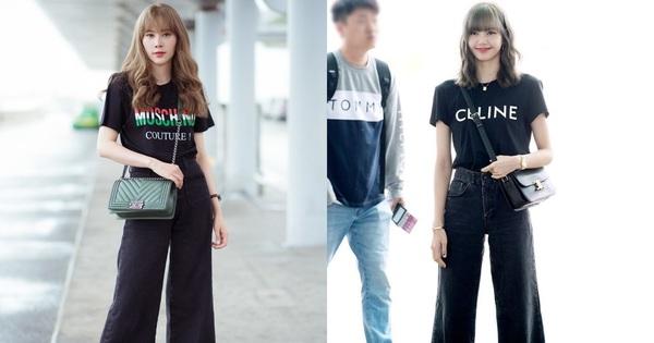 Như 1 fan girl chính hiệu, Nam Em đã từng có 5 lần 'cosplay' sao Hàn, idol lớn nhất chắc là Lisa