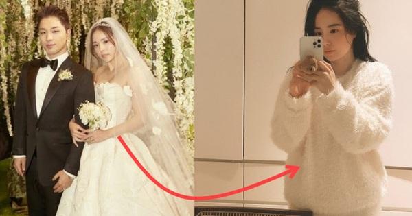 Hyo rin min Taeyang and