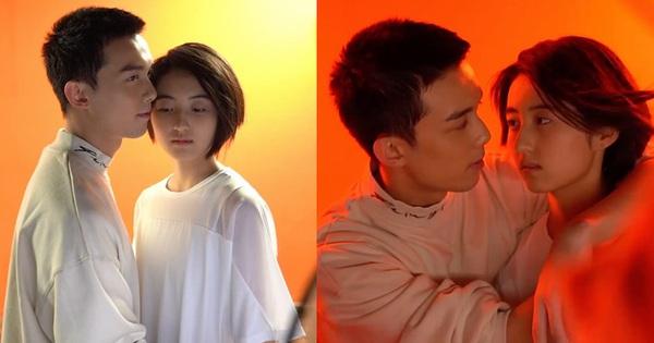 Ngô Lỗi dính không rời Trương Tử Phong trên phim trường, 'nhà gái' ái ngại đến mức tái xanh cả mặt!