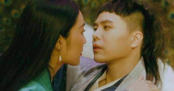 Vừa hé lộ teaser, Trịnh Thăng Bình đã có ngay cảnh ''khóa môi'' với nàng Kiều, tưởng MV tình cảm nhưng dự đoán ngay là ''cú lừa''?