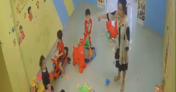 Nha Trang rút giấy phép, xử phạt chủ cơ sở giữ trẻ đánh 4 trẻ nhỏ