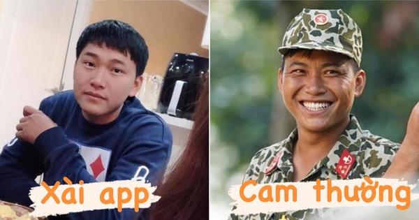Mũi trưởng Long trong ảnh xài app vs khi chụp camera thường: Nhan sắc có thăng hạng vài bậc như chị em?