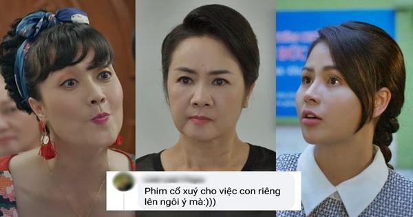 Netizen Việt đòi nghỉ xem Hướng Dương Ngược Nắng vì cổ xúy con riêng và tiểu tam của chồng?