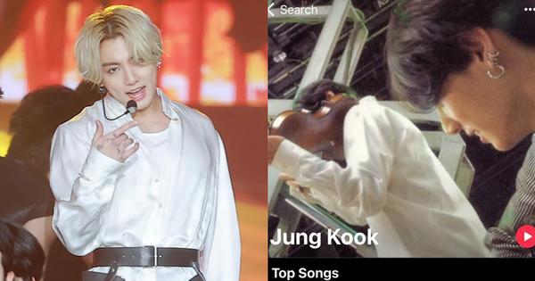 Jungkook (BTS) hết nhuộm tóc vàng hoe lại âm thầm cập nhật tài khoản Apple Music, ngày tung mixtape solo đã đến gần lắm rồi?