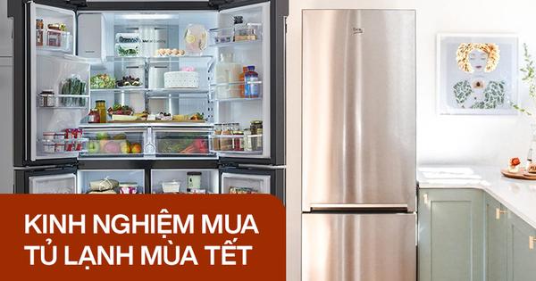 Góc chị em low-tech sắm Tết: Kinh nghiệm ''update'' tủ lạnh mới cho gia đình