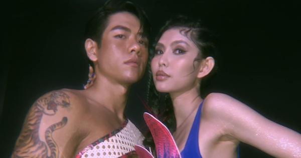 Á quân Vietnam's Next Top Model - Thùy Dương đang hẹn hò với trai đẹp Người Ấy Là Ai - Michael Trương?